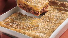Sloppy Joe Squares