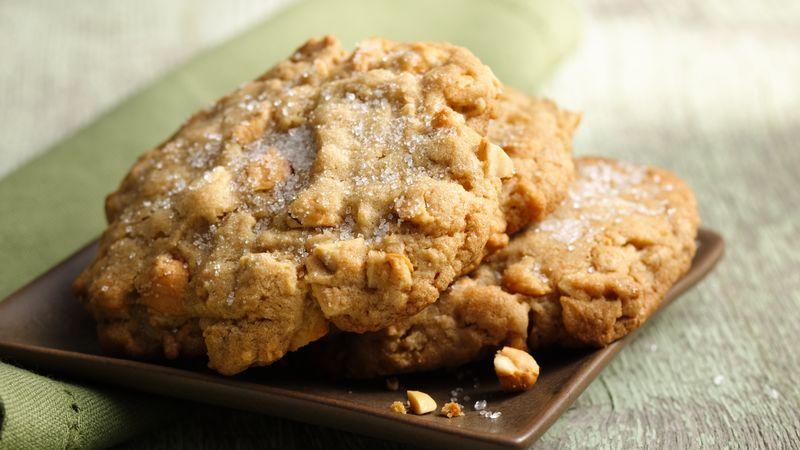 Jumbo Cashew Cookies