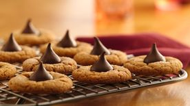 Quick Peanut Butter Blossoms