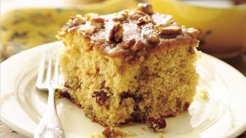 Winter Fruit And Nut Cake Recipe Bettycrocker Com