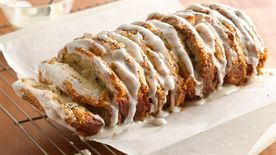 Lemon-Poppy Seed Pull-Apart Bread