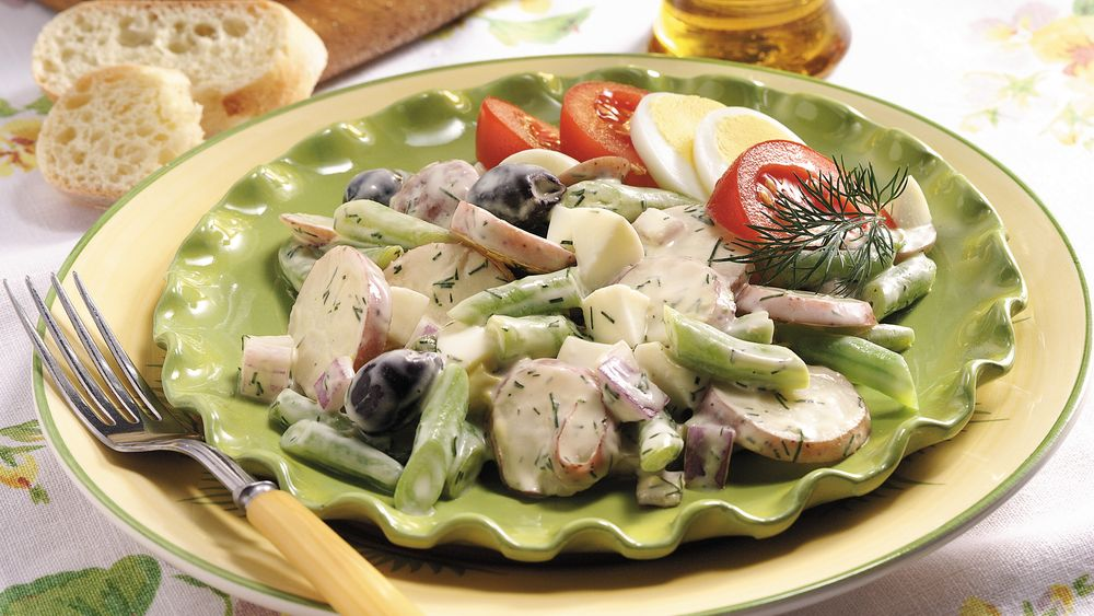 Niçoise Potato Salad