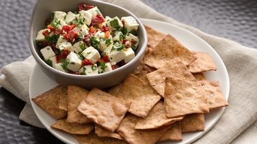 Feta and Sundried Tomato Dip
