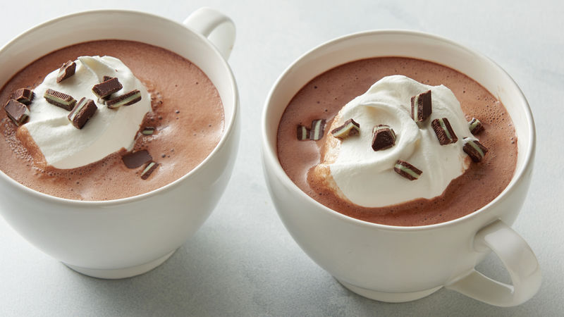 Andes® Peppermint Hot Chocolate