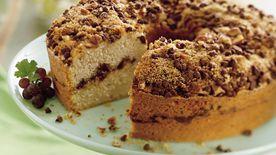 Classic Sour Cream Coffee Cake Recipe BettyCrockercom