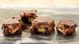 Twix™ Bar Brownies
