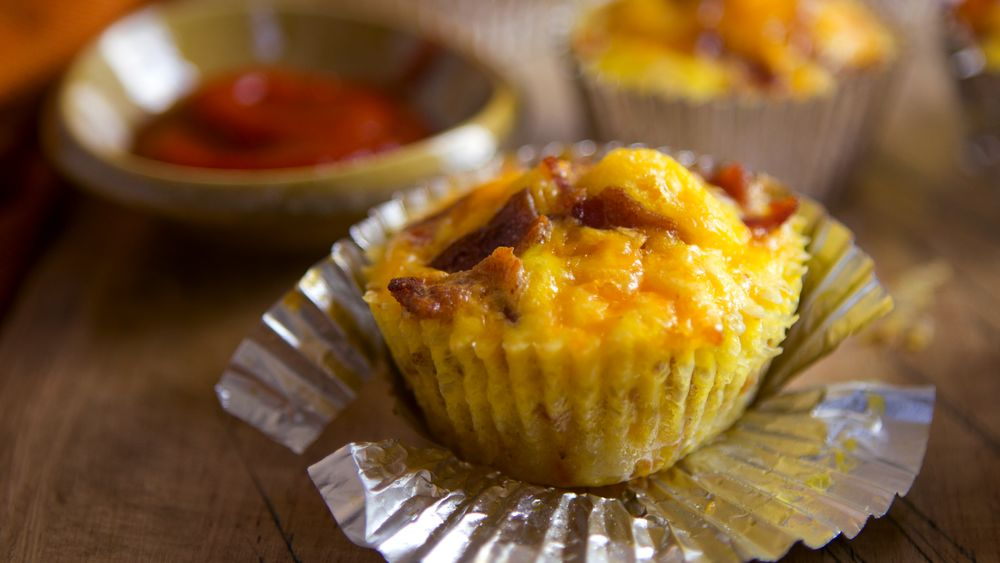Baked Breakfast Cups