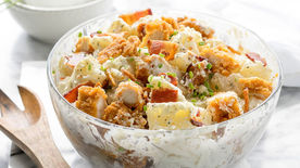 Chicken Bacon Ranch Potato Salad
