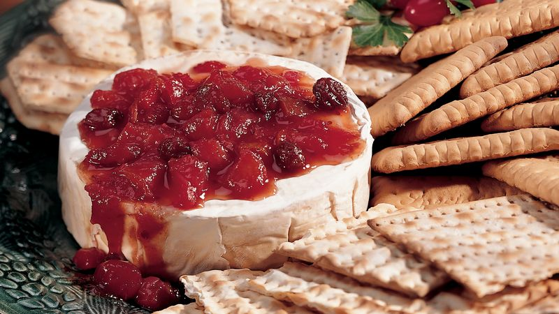 Gingery Cranberry and Pear Chutney