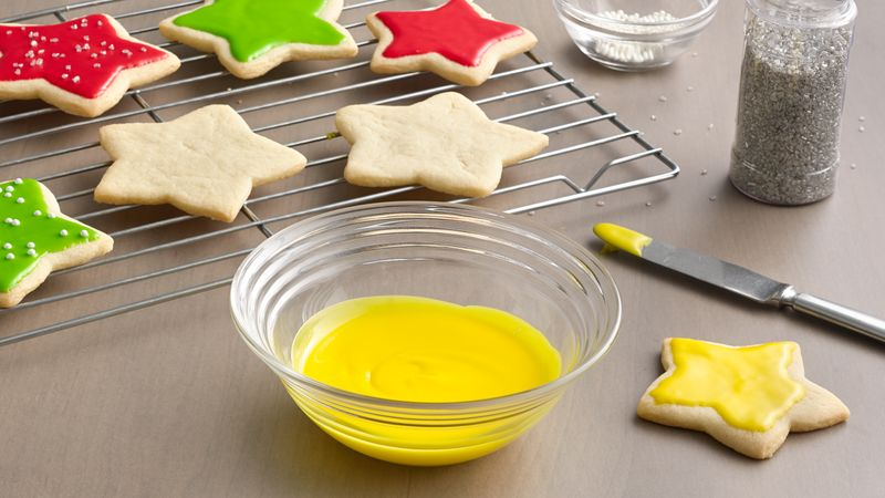 Easy Cookie Icing Recipe Tablespoon Com