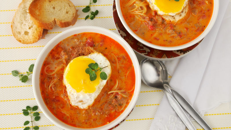 Beef Sopa Criolla