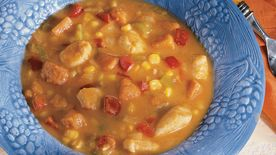 Wild West Chicken Chowder