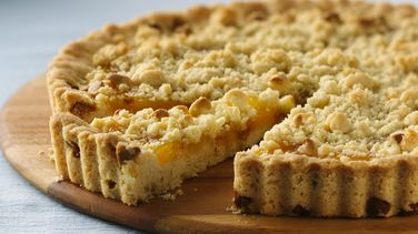 Lemon Crumb Tart