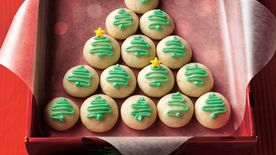 Almond Tree Cookies