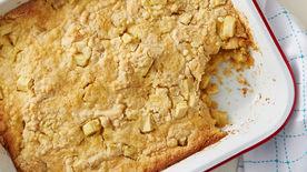 Apple Dump Cake Using Bisquick