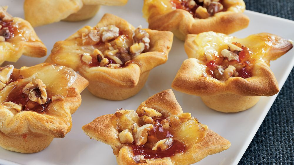 Bewitching Brie Mini Tarts recipe from Pillsbury.com