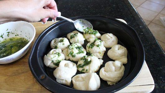 Italian Garlic Knots Recipe Pillsbury Com