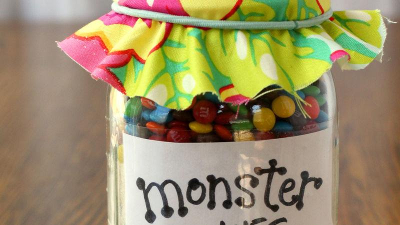 Monster Cookies-in-a-Jar