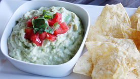 Greek Yogurt Guacamole