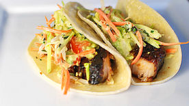 Pork Belly Tacos