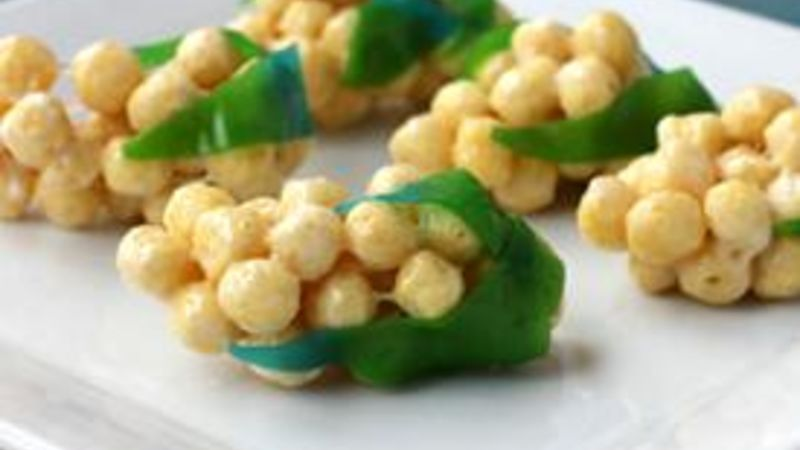Mini Corn on the Cob Bites