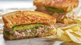 Tuna-Macaroni Salad Recipe - BettyCrocker com