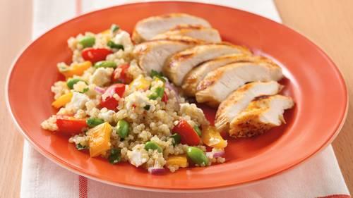 Confetti Quinoa Salad image