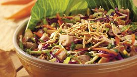 Chicken Slaw Salad
