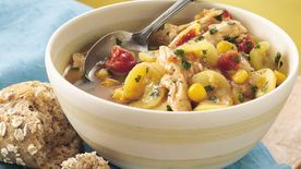 Calabacita Chicken Stew