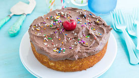buttercream cake recipe paleo birthday cake recipe from tablespoon 2158