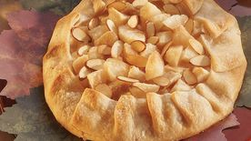 Fresh Pear Crostata