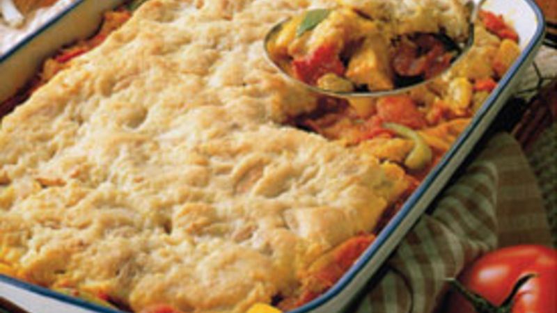 Country Chicken Pot Pie