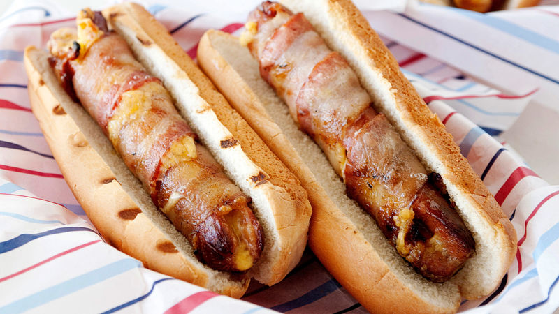 Texas Tommy Hot Dogs