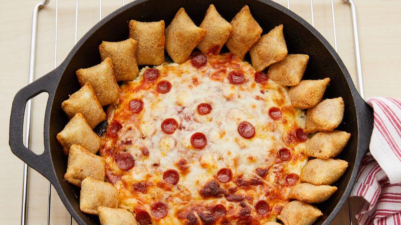 Pizza Dip Skillet