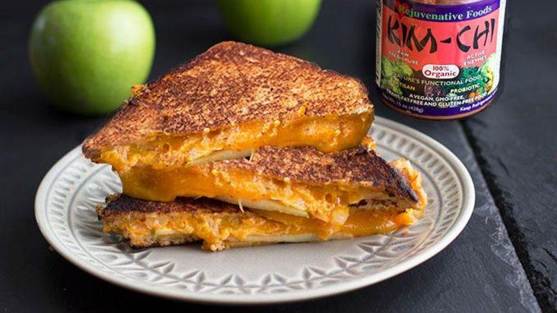 Kimcheese Sandwich