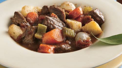 Old-Fashioned Oven Beef Stew image