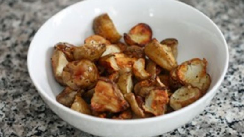 Easy Roasted Sunchokes
