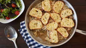 French Onion Soup Skillet