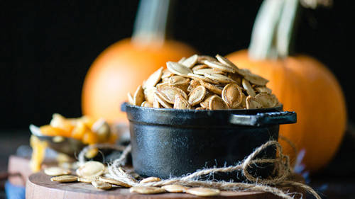 How to Roast Pumpkin Seeds