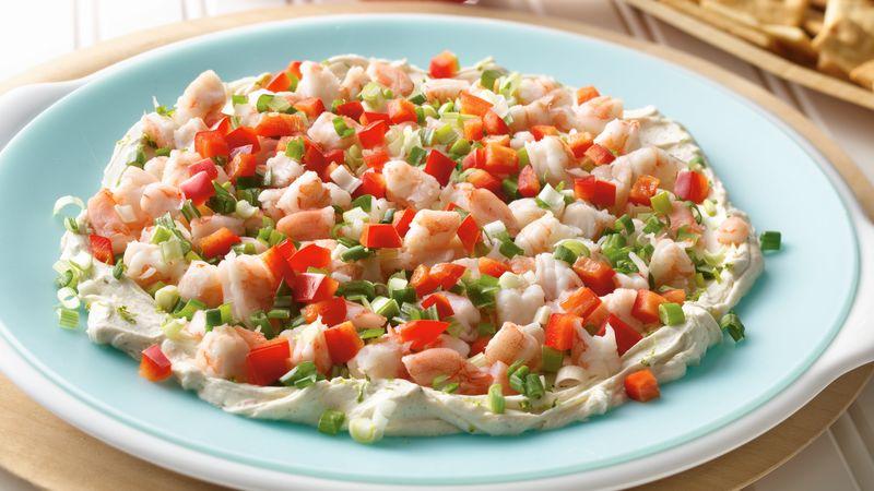 Caribbean Shrimp Spread