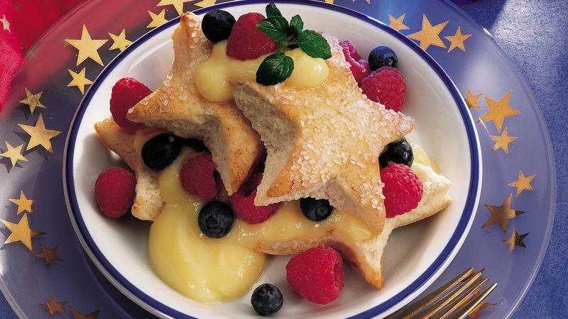 Berry Shortcake Stars