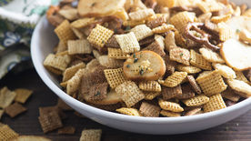 Browned Butter and Crispy Sage Chex Mix™