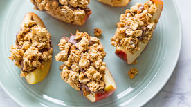 Apple Granola Bites