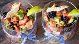 Chunky Sweet Potato Salsa