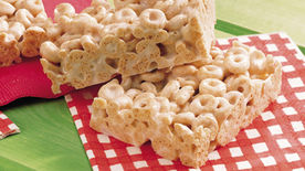 Gluten-Free Cheerios™ Marshmallow Cereal Bars
