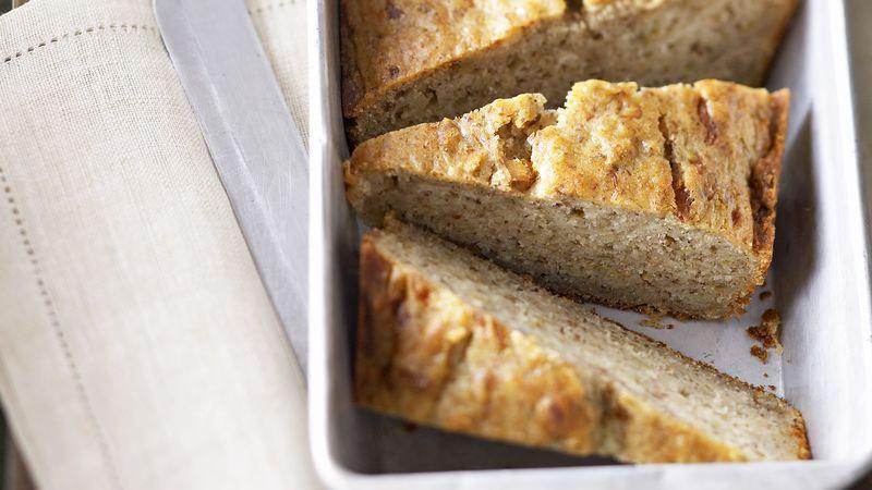 Skinny Pear-Cheese Loaf