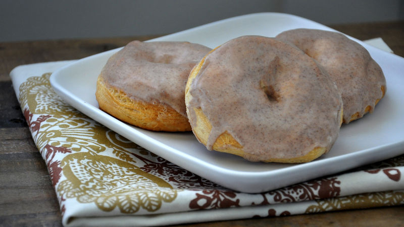 Grands!™ Pumpkin Spice Donuts