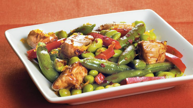 Chinese Chicken Stir-Fry