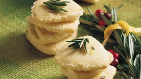 Lemon-Rosemary Slices