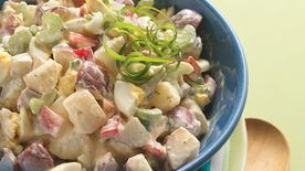 Creamy Marinated Potato Salad